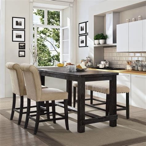 Overstock Kitchen Tables by Beautiful Overstock Kitchen Table Gl Kitchen Design