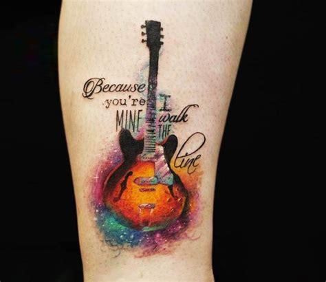 tattoo guitar body guitar tattoo by versus ink best tattoos pinterest