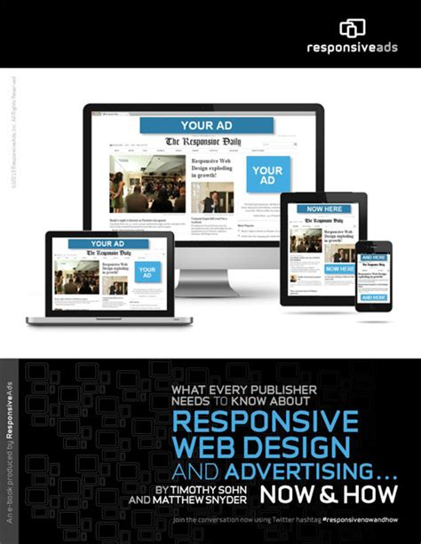 image based marketing sle layout in miscellaneous web portal local media publishers find responsive web design more