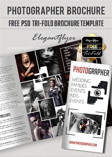photography brochure templates free 10 free exclusive photography brochure templates in psd