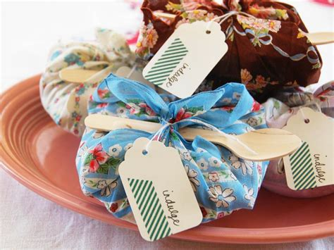 homemade christmas favors for adults ideas for easy cheap diy favors hgtv