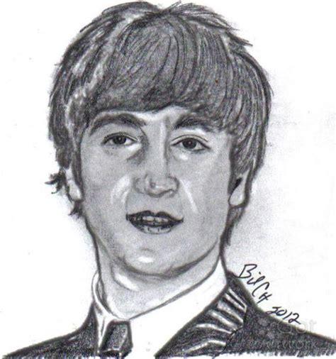 john lennon young drawing by bil cox gotartwork com