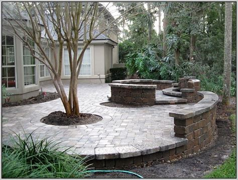 Simple Paver Patio Looking Easy Patio Design Ideas Patio Design 56
