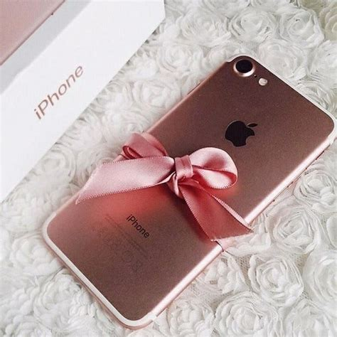 iphone  rose gold tumblr