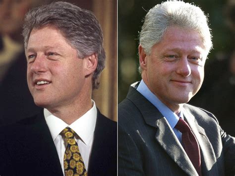 bill clinton presidency 54 shades of gray an aging president obama compared to