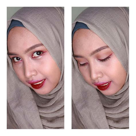 Lipstik Mirabella Colorfix No 42 review mirabella colorfix cool no 42 rhyrhyna masih