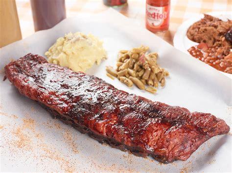 Rack Of Pork Ribs by Tennesseasonings Brings Southern Barbecue To Las Vegas