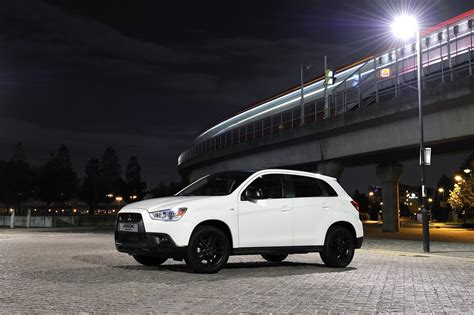 black mitsubishi asx mitsubishi releases new asx black special edition for