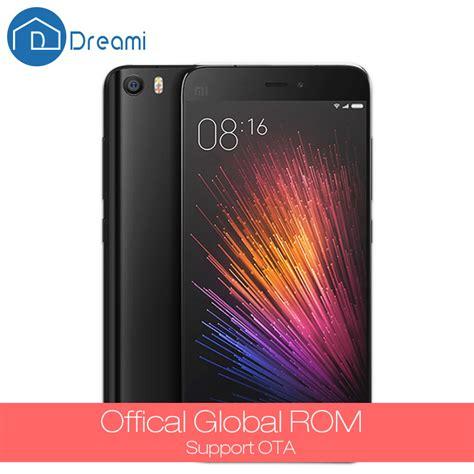 Xiaomi Mi5 Ram 4gb dreami original xiaomi mi5 mobile phone mi 5 pro 4gb ram 128gb rom snapdragon 820 5 15 inch