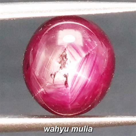 Batu Ruby Corundum Memo batu ruby corundum asli 10 ct kode 910 wahyu mulia