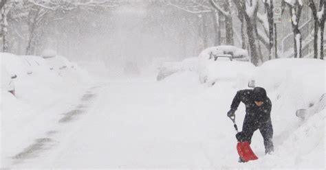 Montreal Records Montreal Breaks Winter Record With 34cm Snowfall Mtl
