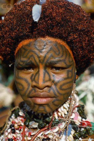 papua new guinea tattoo designs papua new guinea and their markings