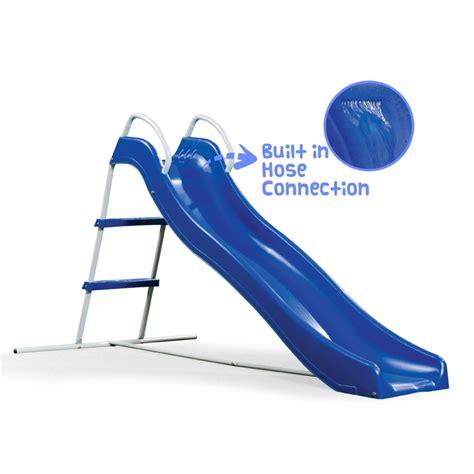swing sets for kids bunnings swing slide climb 1 8m free standing water slide