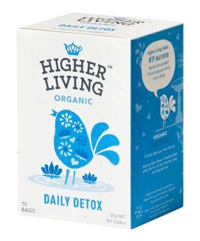 Herion Detox Tea Buy by Higher Living Organic Official Tea Shop Higher