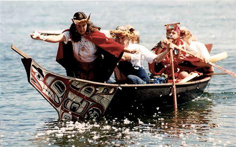canoes northwest about northwest coast canoes
