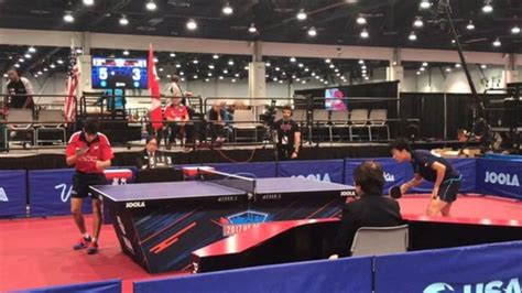 table tennis las vegas competing in table tennis chionship