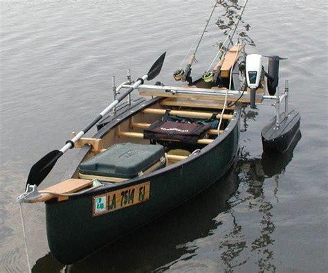 trimaran bait boat build bait boat plans build your own sailboat kit canoes