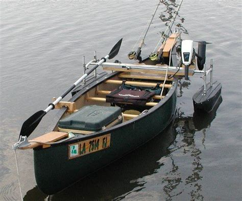 motor for canoe looking for build kayak motor mount bayumi