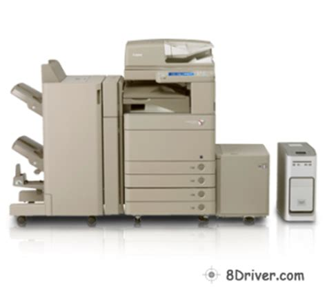 Mesin Fotocopy Lexmark canon ir adv c5255 printer drivers installing