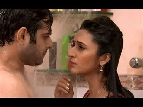 quick bathroom sex yeh hai mohabbatein 27th october 2014 raman and ishita