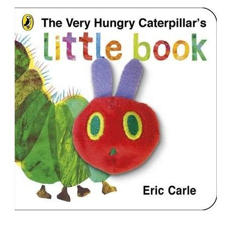 libro the very hungry caterpillar la the very hungry caterpillar s little book english wooks