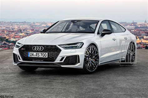 Audi Neu by Vwvortex Spied Next Generation Audi A7 Hides