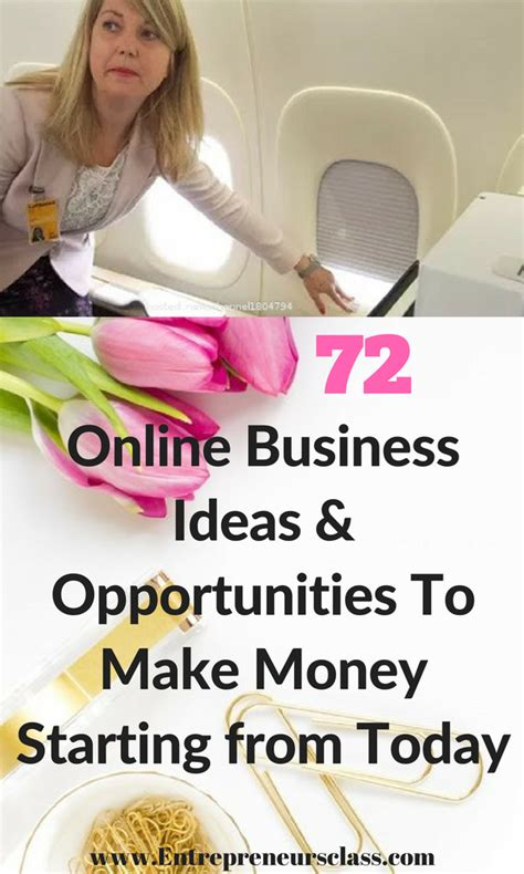 Online Opportunities To Make Money - 72 best home business ideas to start while working full