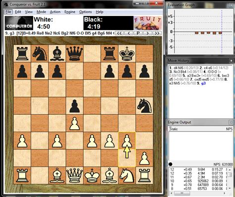 fruit 3 2 chess engine conqueror chess engine free software downloads at
