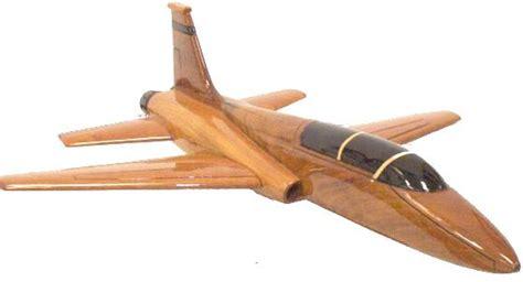 wooden airplane model mahogany aircraft desktop