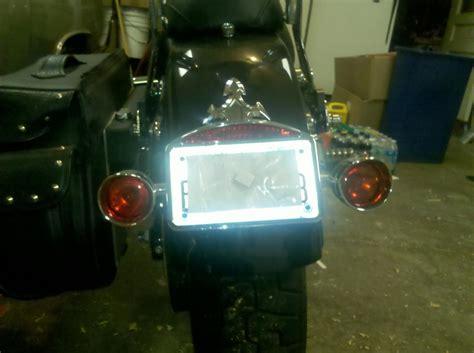 street bob led tail light 07 street bob tail light options harley davidson forums