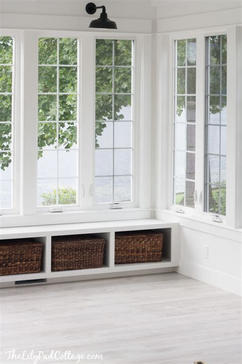 furniture small sunroom decorating ideas bay window the sunroom is done ish the lilypad cottage