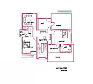 image detail for modern house plan 2800 sq ft kerala home design architecture home plan for houses with photos in india