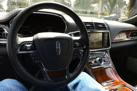 2017 lincoln continental interior review 2017 lincoln continental awd reserve