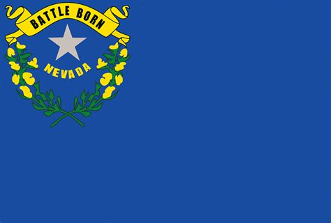 nevada state colors nevada state flag flag mad about gardening