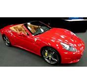 Ferrari Californias Photos And Pictures
