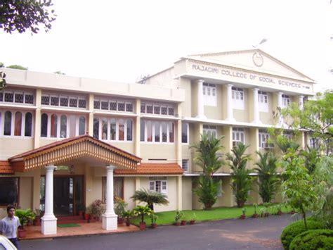 List Of Ernakulam Mba Colleges by Rajagiri College Of Social Sciences Rcss Ernakulam