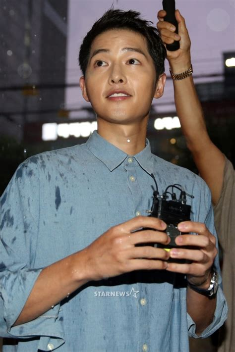 Epic Wedding Announcement by Song Joong Ki Makes Appearance Since Epic