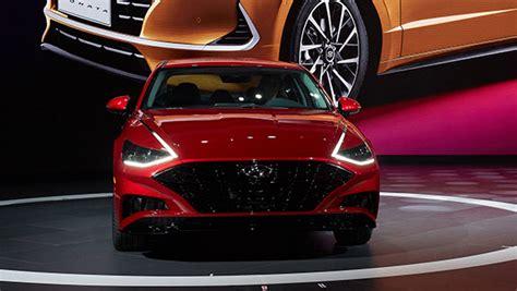 New York Auto Show 2020 Hyundai by 2019 New York International Auto Show 2020 Hyundai Sonata
