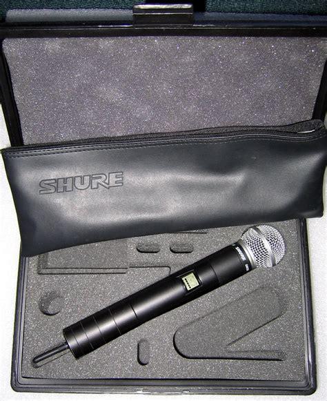 Kepala Microphone Model Beta 58 shure u2 beta58 image 308935 audiofanzine