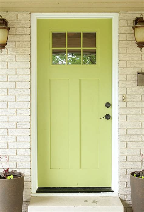 front door paint colours what paint colors to use on your front door popsugar home