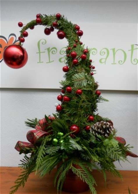 the grinch tree topper grinch tree in calgary ab class flowers ltd