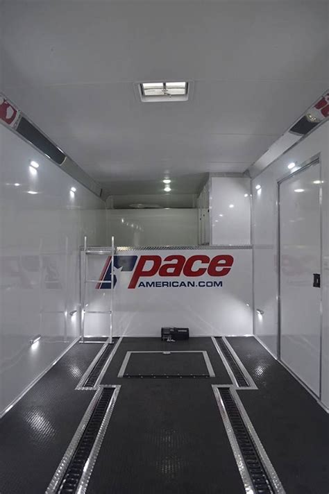 Cer Trailer Interior Ideas by 17 Best Images About Enclosed Carhauler Trailers On