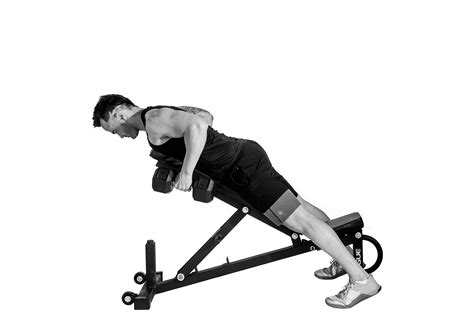 dumbbell exercises with bench upper body exercises to do with dumbbells reader s digest