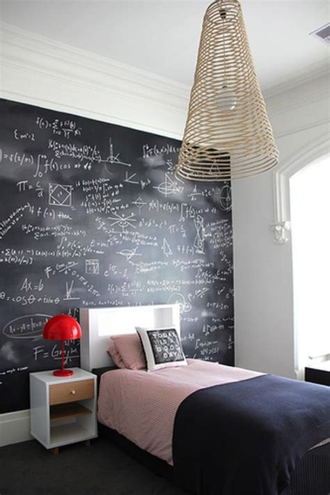 blackboard in room my desired home