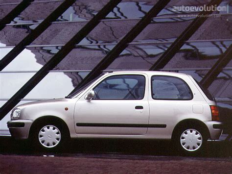 Nissan 3 Door Car by Nissan Micra 3 Doors Specs 1992 1993 1994 1995 1996 1997 1998 Autoevolution