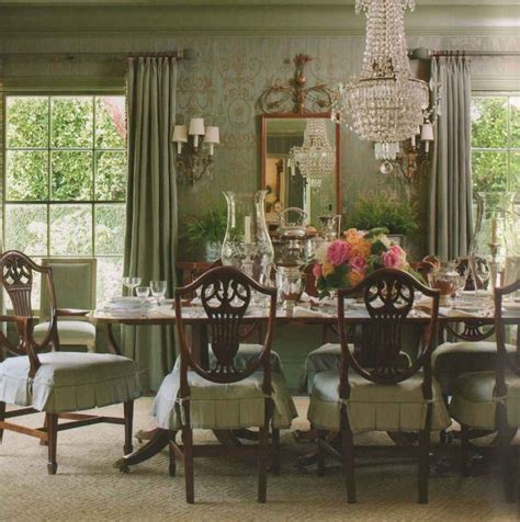 modern french country dining room table decor ideas