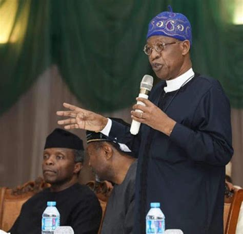 biography of lai mohammed buhari has fulfilled caign promises to nigerians