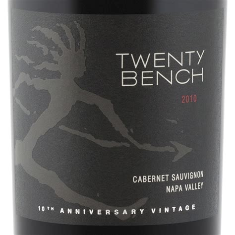 twenty bench wine twenty bench cabernet sauvignon 2010 expert wine ratings