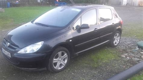 peugeot 307 timing belt peugeot 307 for sale with new timing belt done automatic