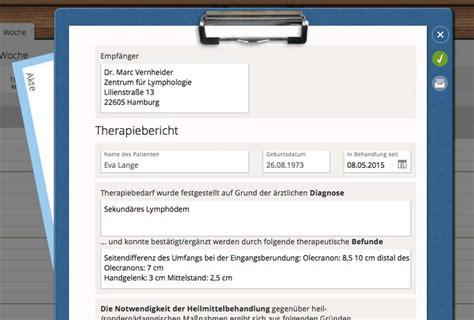 bericht schreiben ergotherapie therapiebericht mit vorlage textbausteinen terminheld